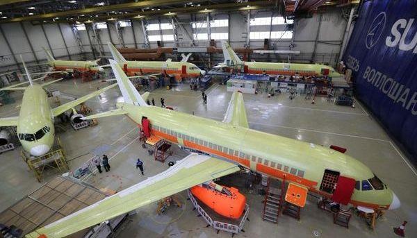 Sukhoi SuperJet 100 - Вынесет ли Италия на своих плечах SSJ-100  на европейский рынок?
