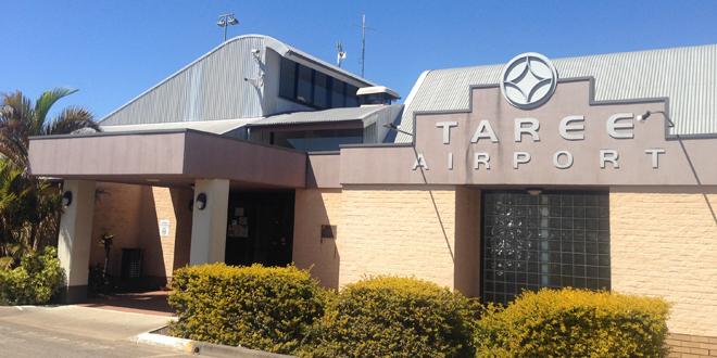 TAREE AIRPORT - Аэропорт Тари Австралия коды IATA: TRO, ICAO: YTRE