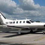 TBM700 PrivateFly AA1065 150x150 - Socata TBM 700B