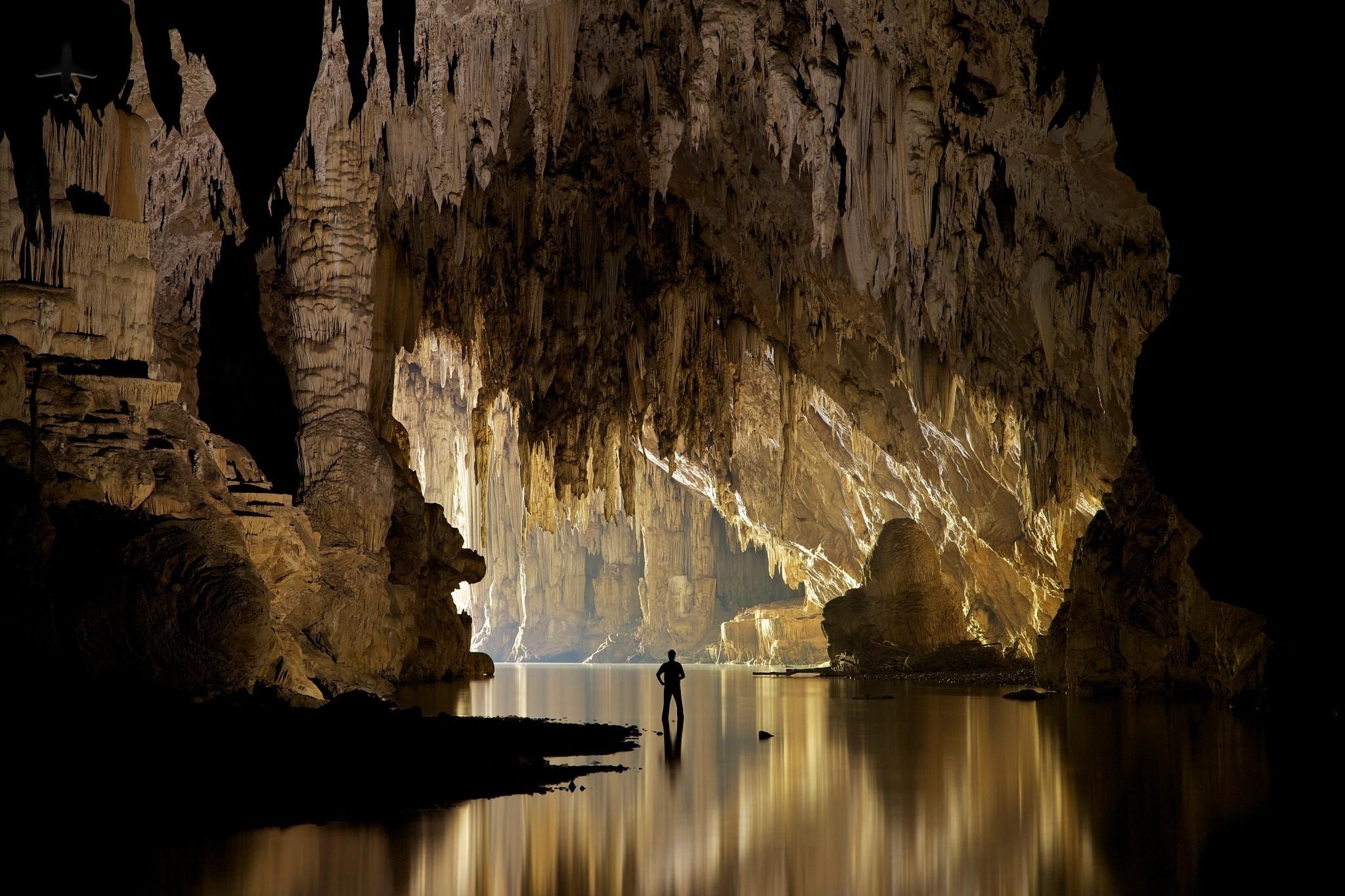 Tainstvennyie peshheryi Tailanda - Таинственные пещеры Таиланда