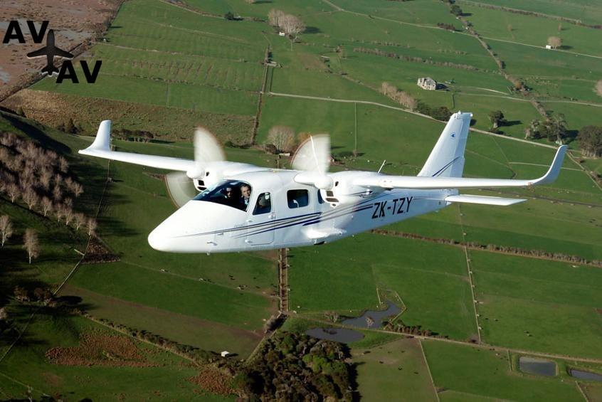 Tecnam P2006T PrivateFly AB4217 - Tecnam P2006T - Аренда