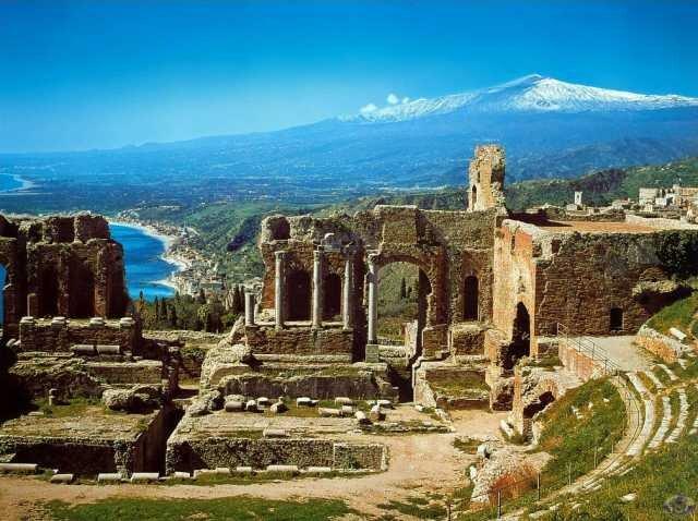 Удивительная Италия