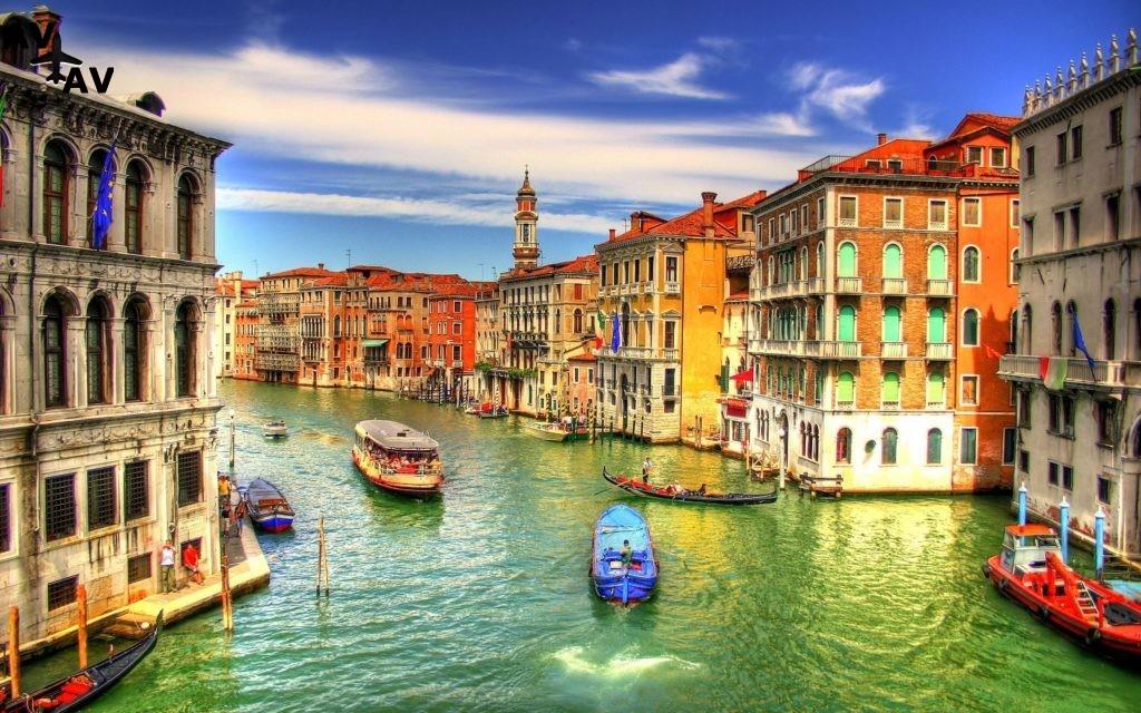 Venetsiya Italiya 1024x640 - Путешествие по Италии на общественном транспорте: Рим, Венеция, Гарда, Лигурия с приправой из Тосканы и под соусом Лазурного берега