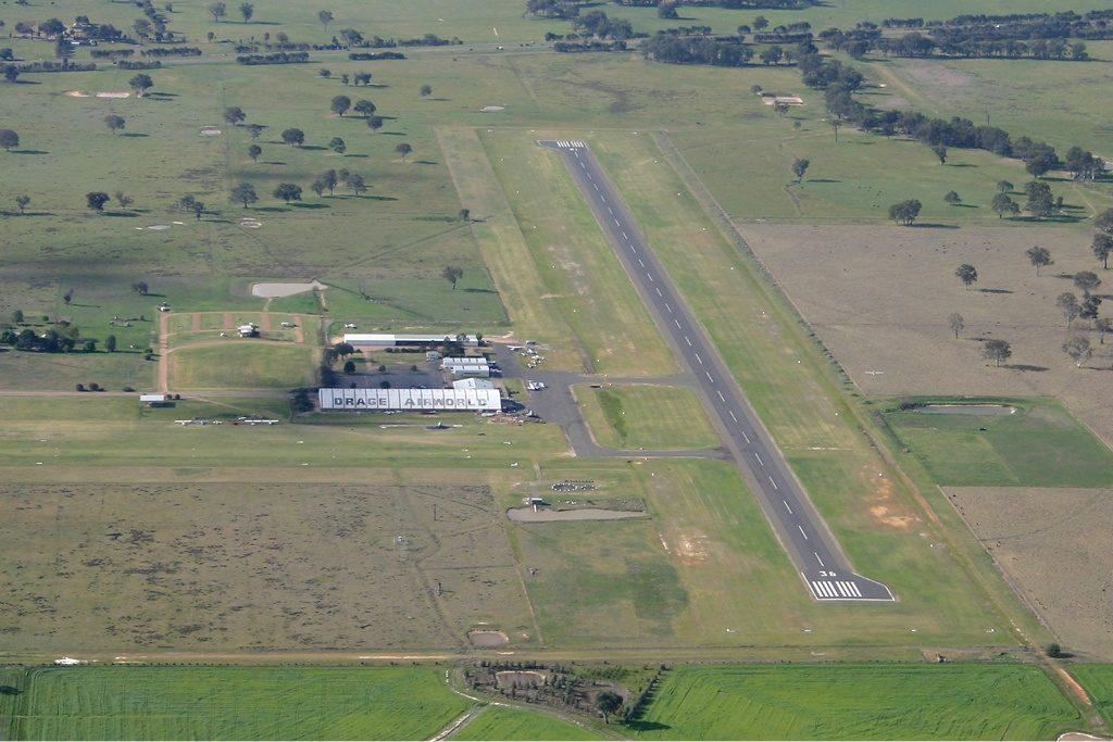 Wangaratta Airport 1024x683 - Аэропорт ВангараттаАвстралия коды EVRA (RIX)