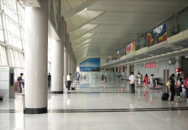 Weihai airport - Аэропорт Вэйхай Китай коды IATA: WEH, ICAO: ZSWH