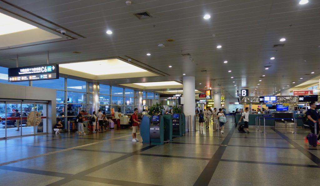 Xiamen Airport 1024x595 - Аэропорт Сямынь Китай коды IATA: XMN, ICAO: ZSAM