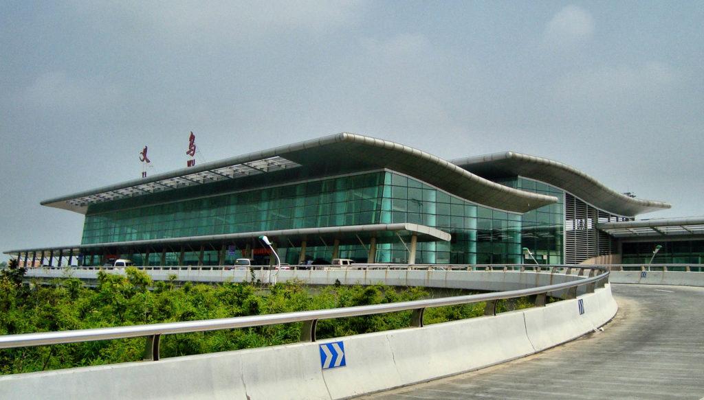 Yiwu airport 1024x583 - Аэропорт Иу Китай коды IATA: YIW ICAO: ZSYW