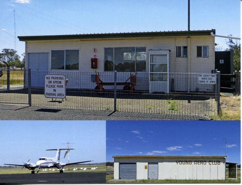 Young Airport - Аэропорт Янг Австралия коды EVRA (RIX)