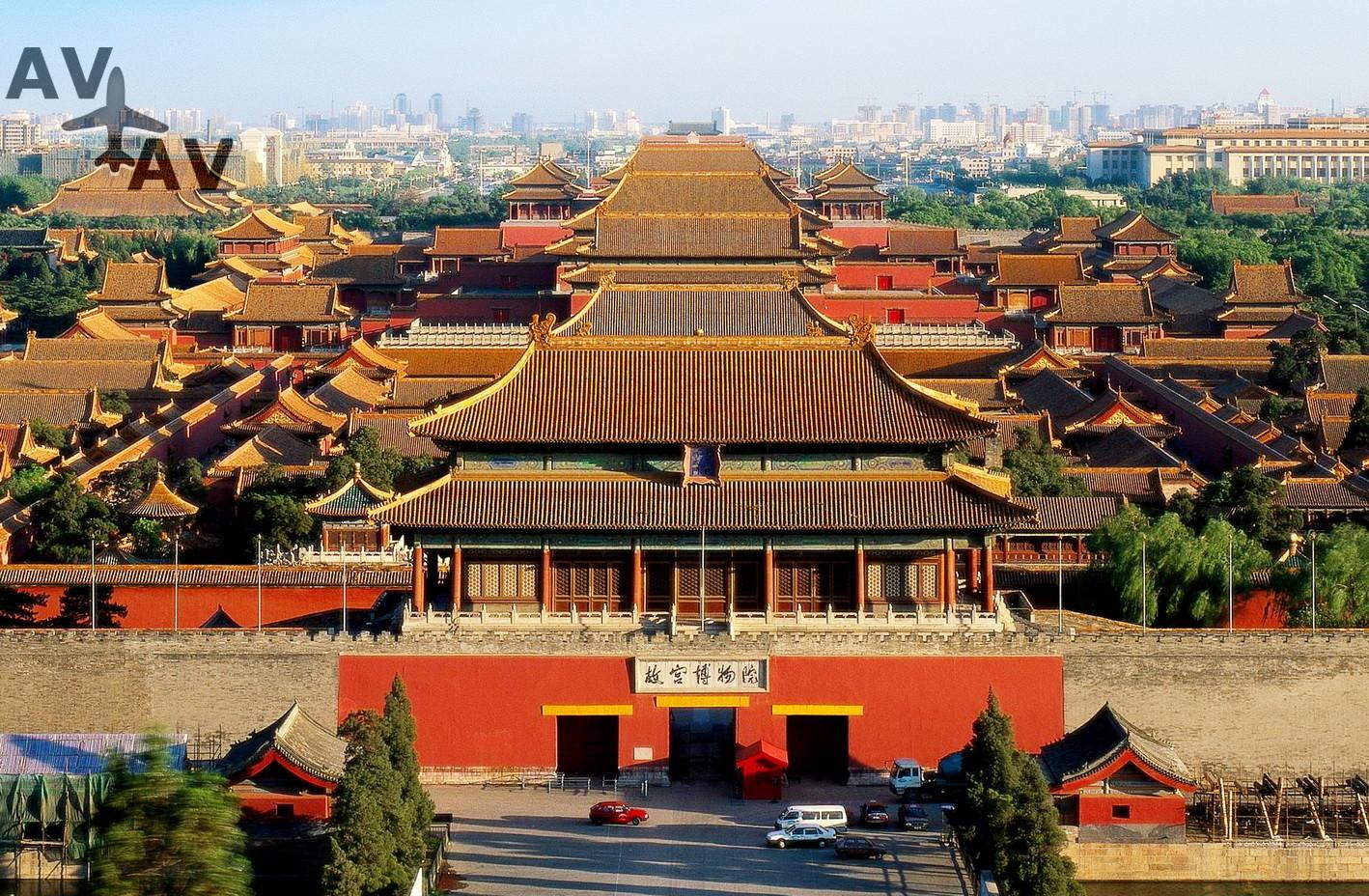 Zapretnyiy gorod v Kitae - Запретный город в Китае