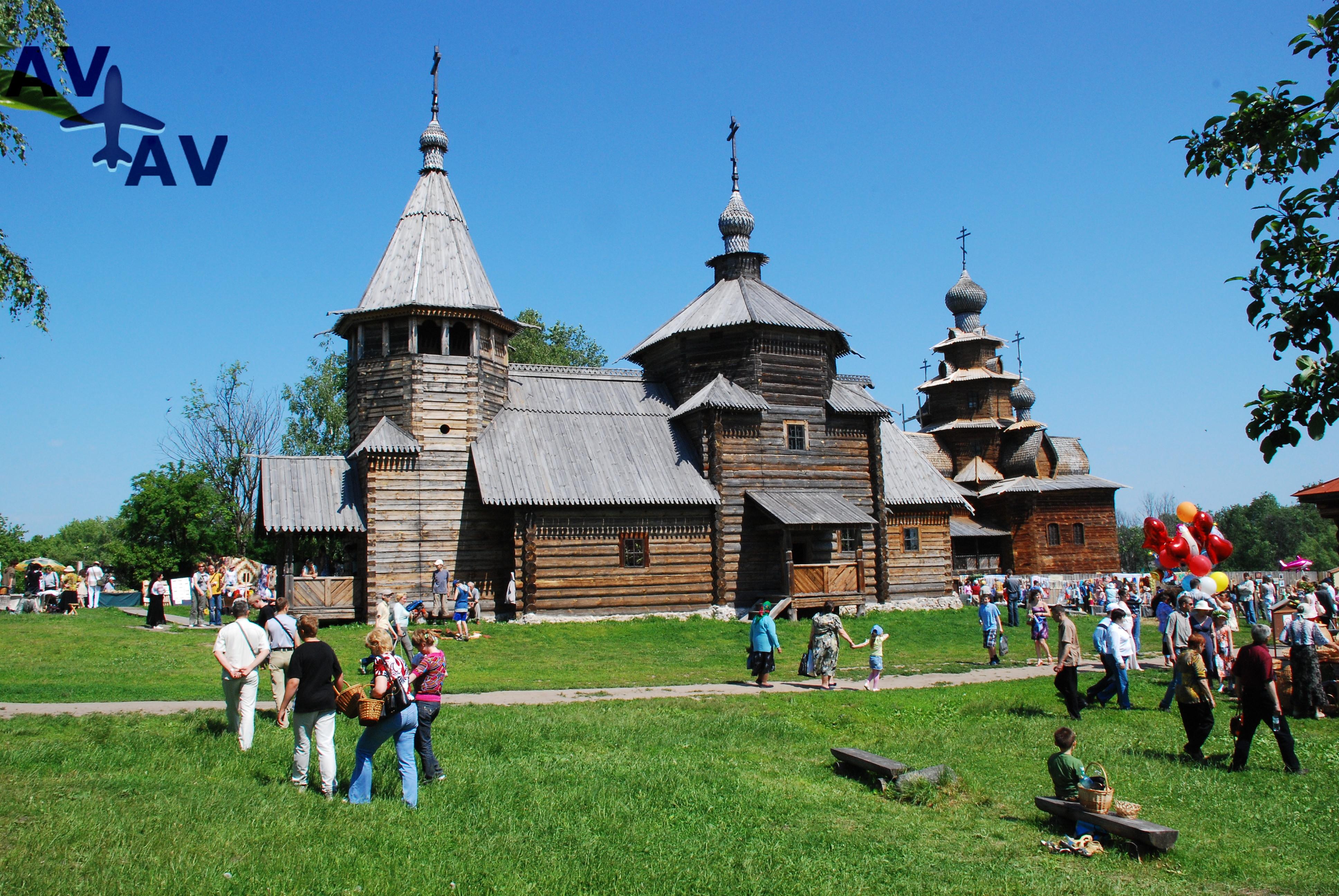 Zolotoe koltso Rossii - Золотое кольцо России