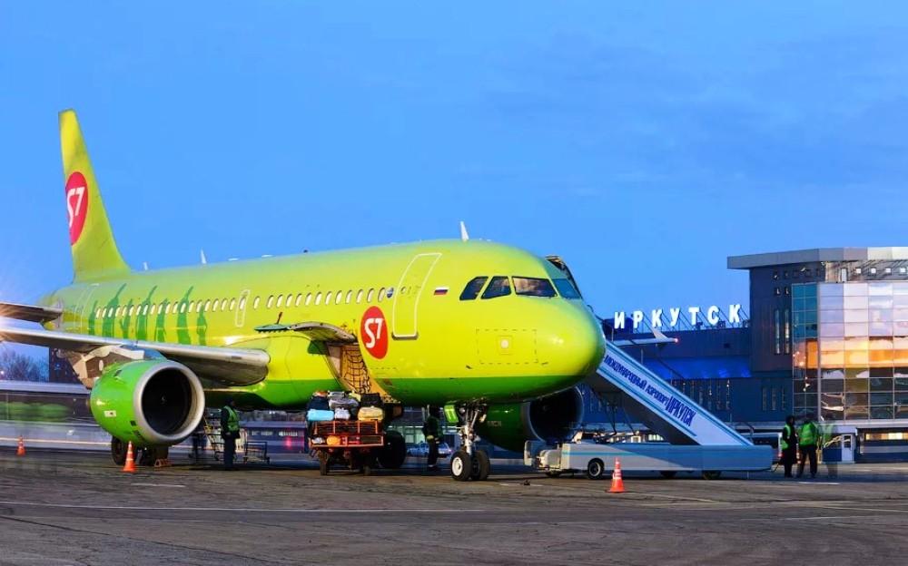 ae`roport irkutska - Двух российских туристок накажут за скандал на борту самолёта