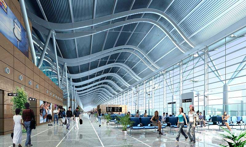 aeroport 0 - Аэропорт ЧжэнчжоуКитай коды IATA: CGO, ICAO: ZHCC