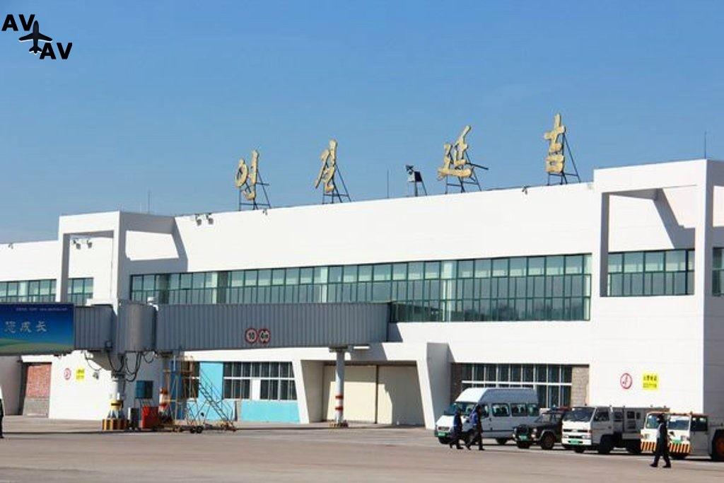ZYYJ (YNJ) Аэропорт уезда Яньцзи (Чаоянчуань)
