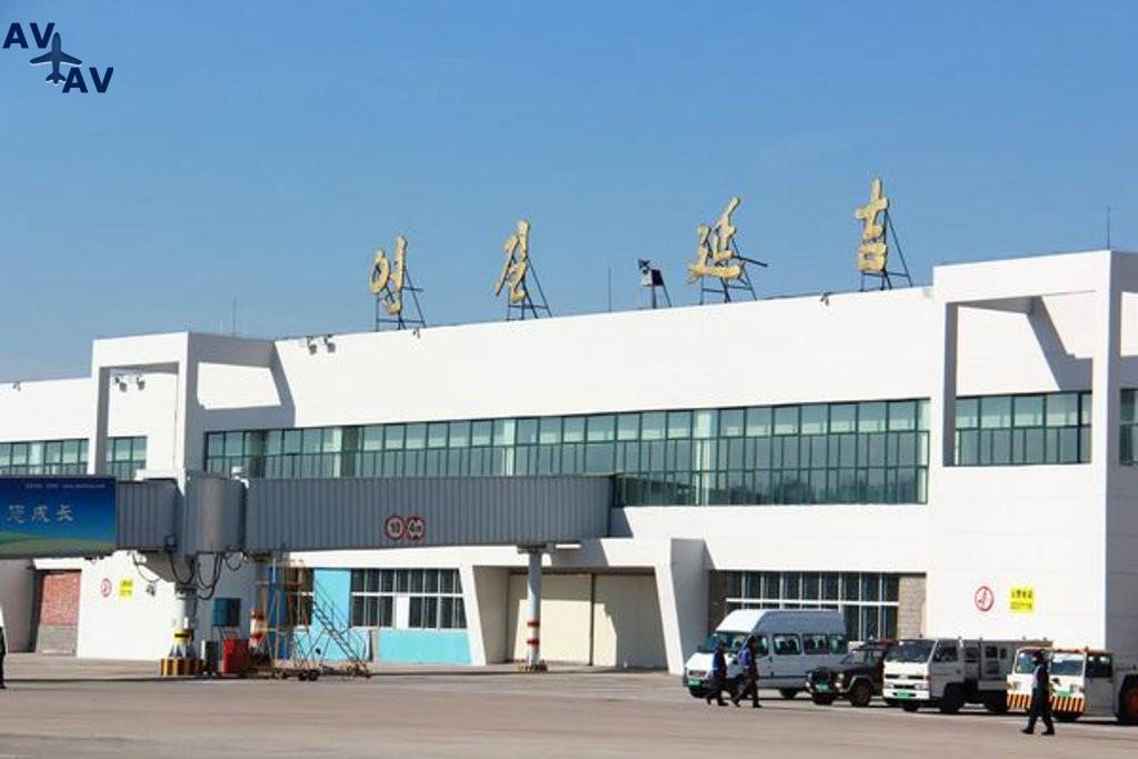 aiport - ZYYJ (YNJ) Аэропорт уезда Яньцзи (Чаоянчуань)