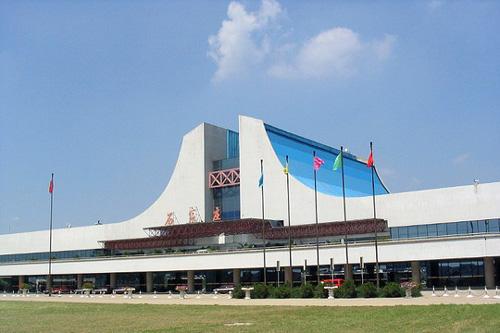 airoport2 - Аэропорт Шицзячжуан Китай коды EVRA (RIX)