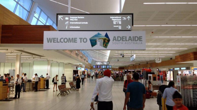 airport 1 - Аэропорт Аделаида Австралия коды  ICAO:YPAR