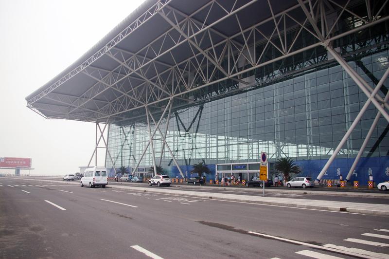 airport00 - Аэропорт Биньхай Китай коды IATA: BHY, ICAO: ZGBH
