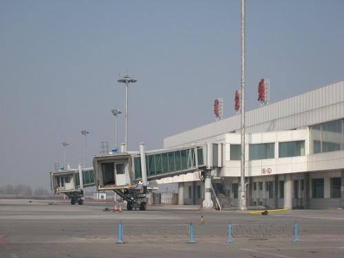 airport11 - Аэропорт Баотоу Китай коды IATA: BAV, ICAO: ZBOW