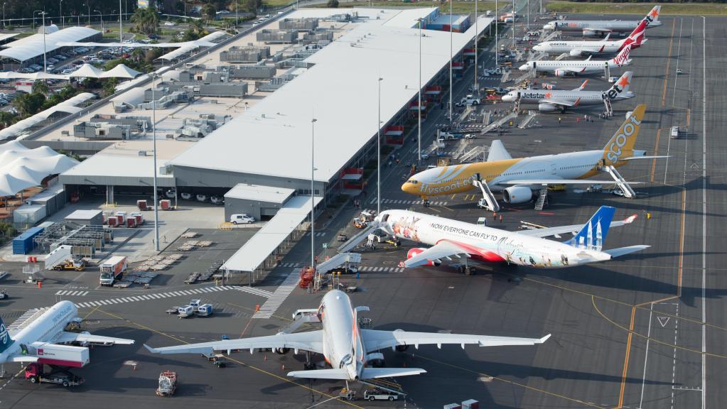 airport14 3 - Аэропорт Тьери Австралия коды IATA: HCQ, ICAO: YHLC