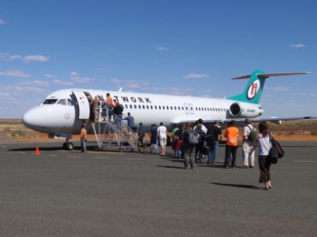 airport16 - Аэропорт Вуди Вуди Австралия коды IATA:WWI, ICAO: YWWI