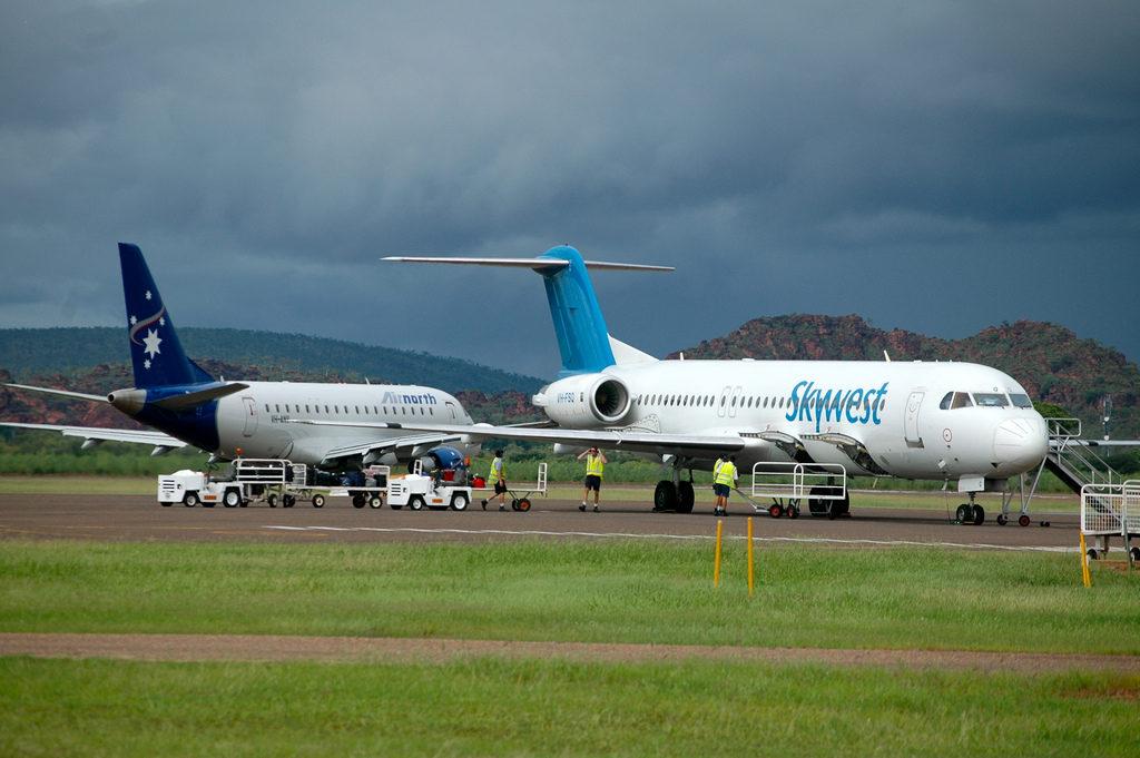 airport19 2 1024x681 - Аэропорт  Кунунарра Австралия коды IATA:KNX, ICAO: YPKU