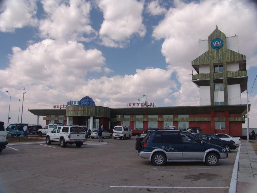 airport3 - Аэропорт Чойбалсан Монголия коды EVRA (RIX)