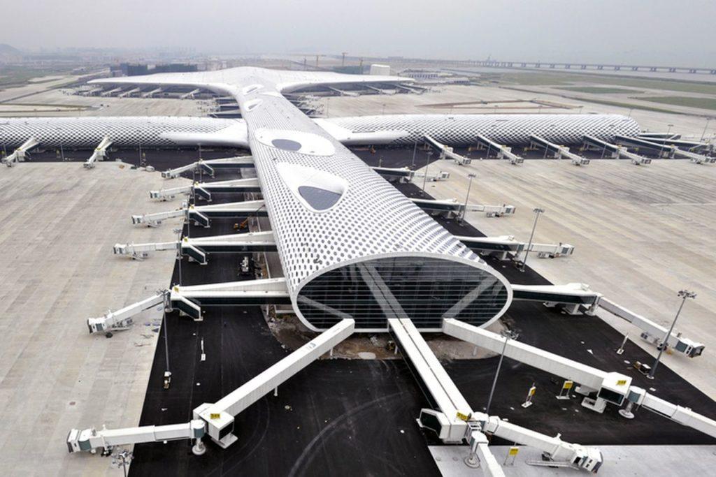 airport6 1024x683 - Аэропорт Шэньчжэнь Китай коды IATA: SHE, ICAO: ZYTX