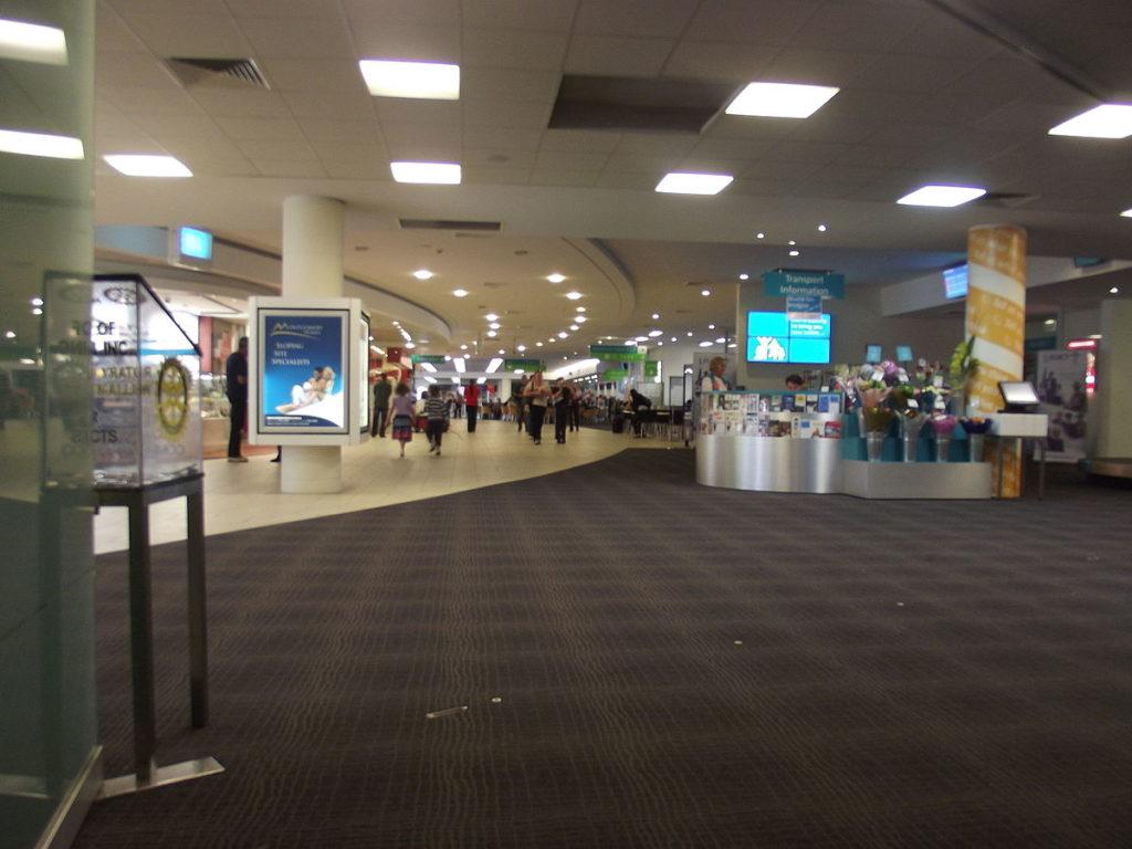 airport7 3 1024x768 - Аэропорт Квиринди Австралия коды IATA: UIR, ICAO: YQDI