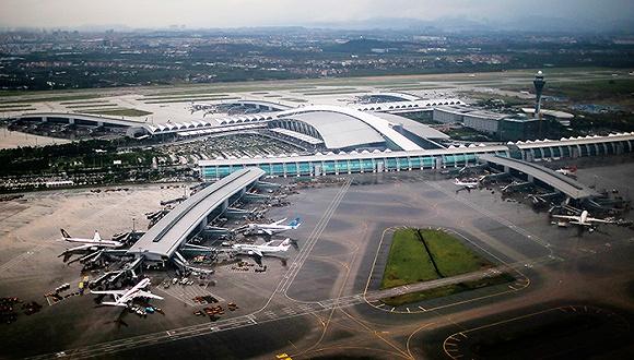 airport7 - Аэропорт Гуанчжоу Китай коды EVRA (RIX)