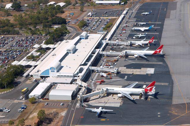 airport9 - Аэропорт Тоттенем Австралия коды EVRA (RIX)