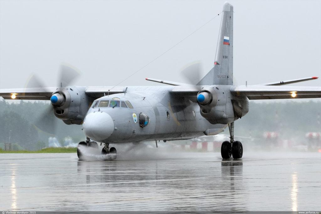 an 26 1024x682 - Россия продолжит передавать Сербии самолеты