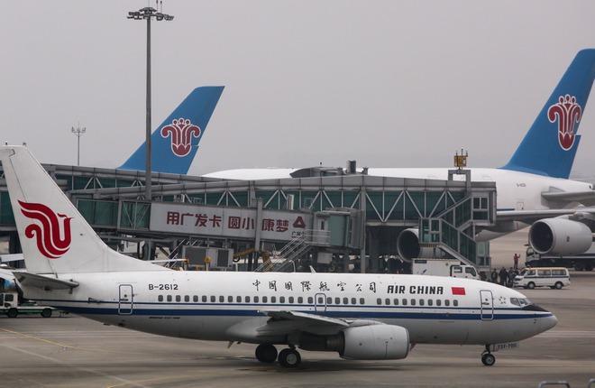 b737 china airlines fl - Boeing получили крупный заказ из Китая