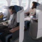 biznes lufthansy 150x150 - Новый интерьер для Boeing 777 компании Emirates