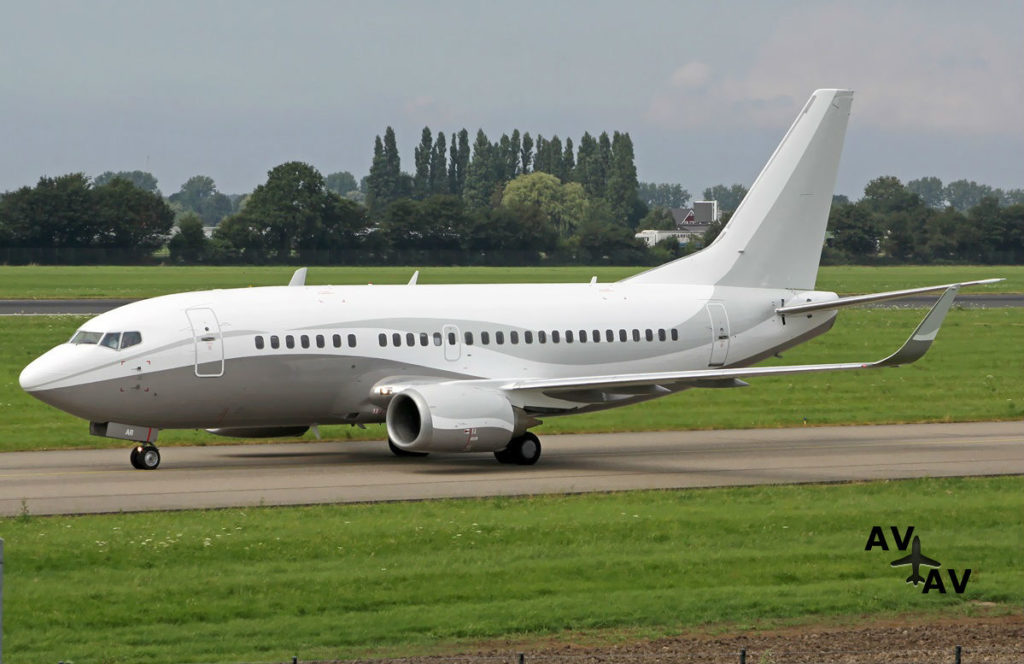 boing 1024x664 - Boeing 737-500W