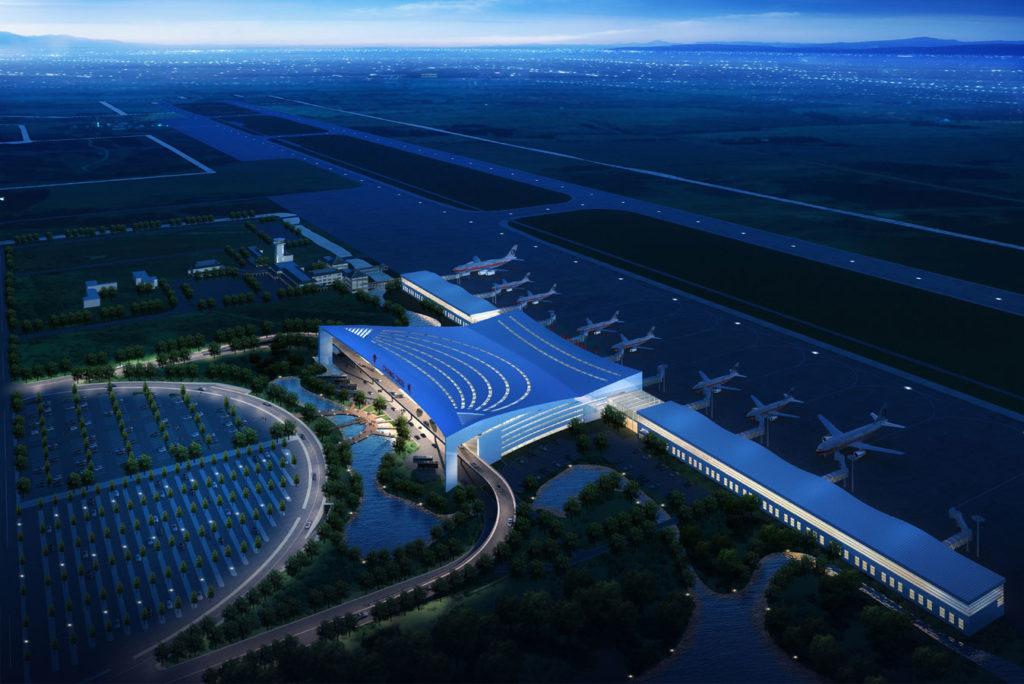 changzhou airport 1024x684 - Аэропорт Чанчжоу Китай коды IATA:CZX, ICAO: ZSCG