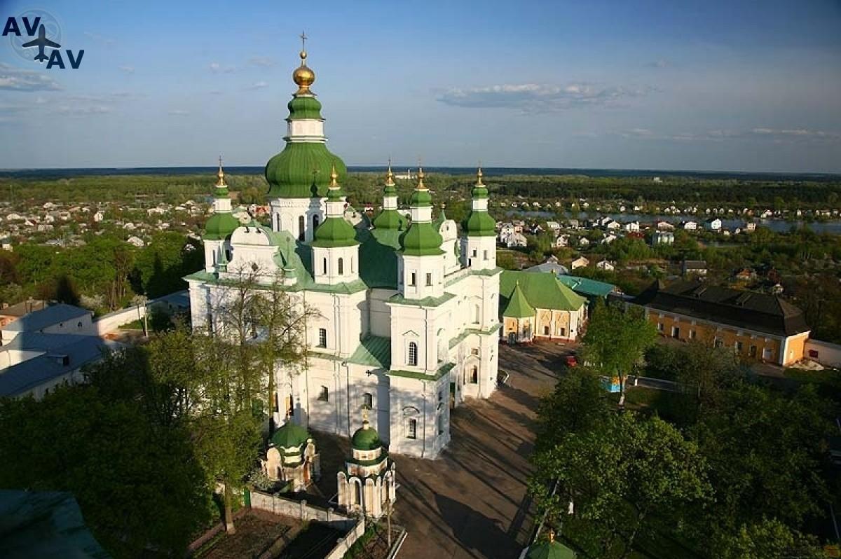 drevnerusskij gorod chernigov - Древнерусский город Чернигов
