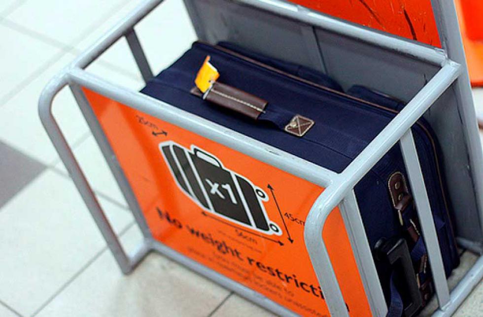 easyJet - Авиакомпания easyJet изменил правила провоза багажа