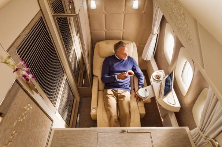 emir01 - Новый интерьер для Boeing 777 компании Emirates