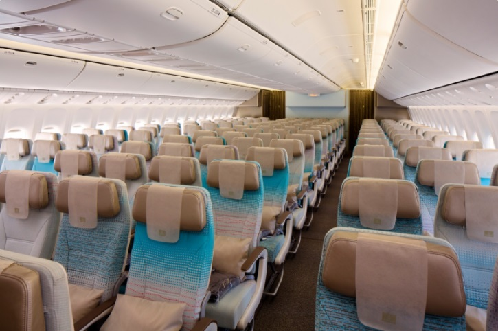 emir03 - Новый интерьер для Boeing 777 компании Emirates
