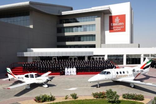 emirates academy - Emirates Flight Training Academy – новейший центр обучения пилотов