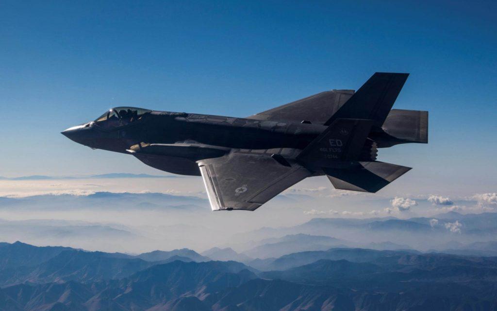 f 35 lightning ii istrebitel 4283 1024x640 - Иностранные партнеры F-35 разрабатывают временное решение проблем, связанных с суверенитетом ALIS