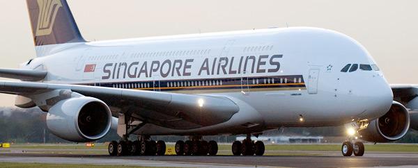 fly singapore airlines a380 - Двуспальные кровати в Airbus A380