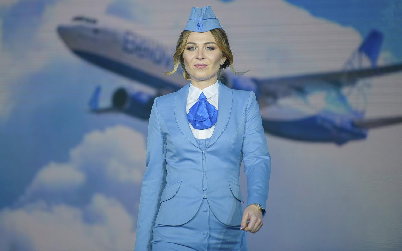 forma belavia - Модный экипаж от авиакомпании «Белавиа»