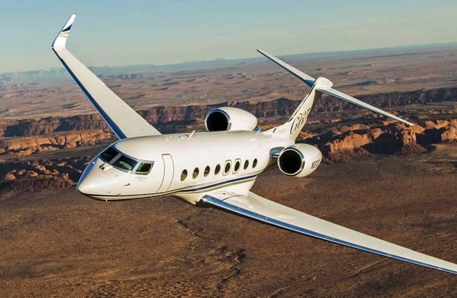 g650 aerial 2 1300 580 70 - Рынок деловой авиации восстанавливается