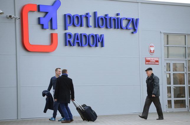 Аэропорт в Радоме будет сделан вспомогательным для варшавского