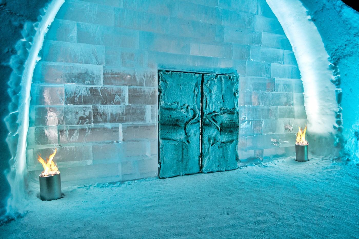 icehotel1400x932 - Ледяной отель в Юккасъярви