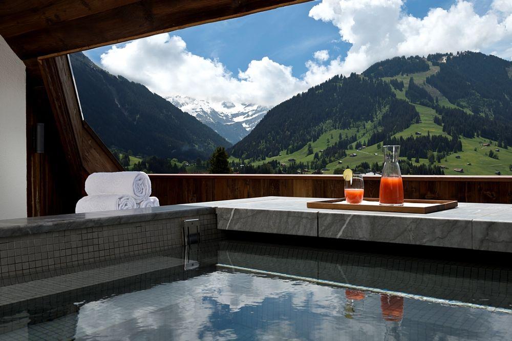 3 лучших спа-отеля в Альпах