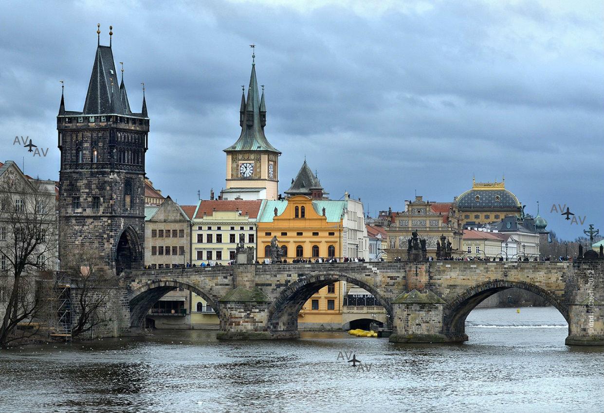 karlovmost - Карлов мост – тайны и легенды средневековья