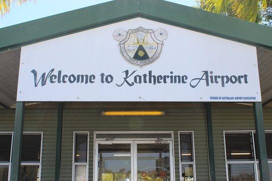 katherine airport - Аэропорт Кэтрин Эйрфилд Австралия коды IATA: KTR, ICAO: YPTN