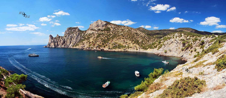 krim - Разнообразная красота Крыма